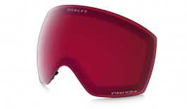 Oakley Flight Deck Ski Goggles Replacement Lens Kit - Prizm Rose