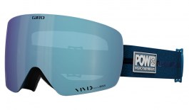 Giro Contour Ski Goggles - Protect Our Winters Collab Blue POW / Vivid Royal + Vivid Infrared