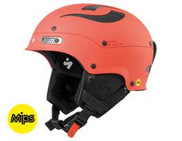 Sweet Trooper II MIPS Ski Helmet - Matte Cody Orange