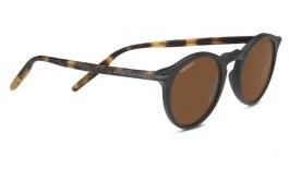 Serengeti Raffaele Sunglasses - Matte Black & Mossy Oak / Drivers Polarised Photochromic