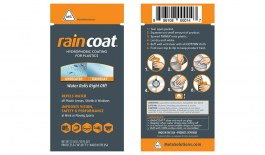 Raincoat Advanced Water Repellant Kit - 5 Pouch Pack