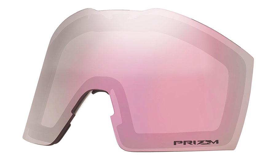 Oakley Fall Line XL Ski Goggles Replacement Lens Kit - Prizm HI Pink Iridium