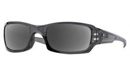 Oakley Fives Squared Prescription Sunglasses - Grey Smoke