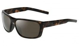 Bolle Strix Sunglasses - Matte Tortoise / Brown Gun Polarised