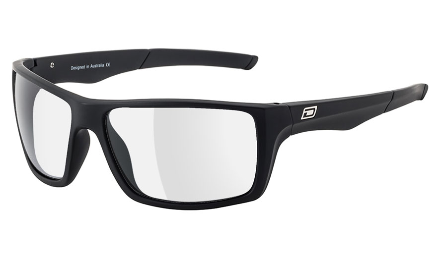 ffa8d83be170 Dirty Dog Primp Prescription Sunglasses - Satin Black - RxSport