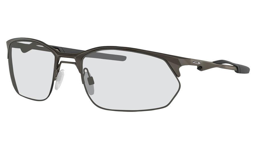 Oakley Wire Tap 2.0 Prescription Sunglasses - Pewter