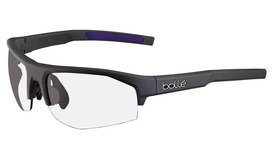 Bolle Bolt 2.0 S Prescription Sunglasses - Matte Titanium