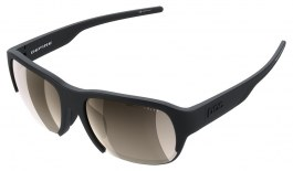 POC Define Sunglasses - Uranium Black / Clarity Trail Brown with Silver Mirror