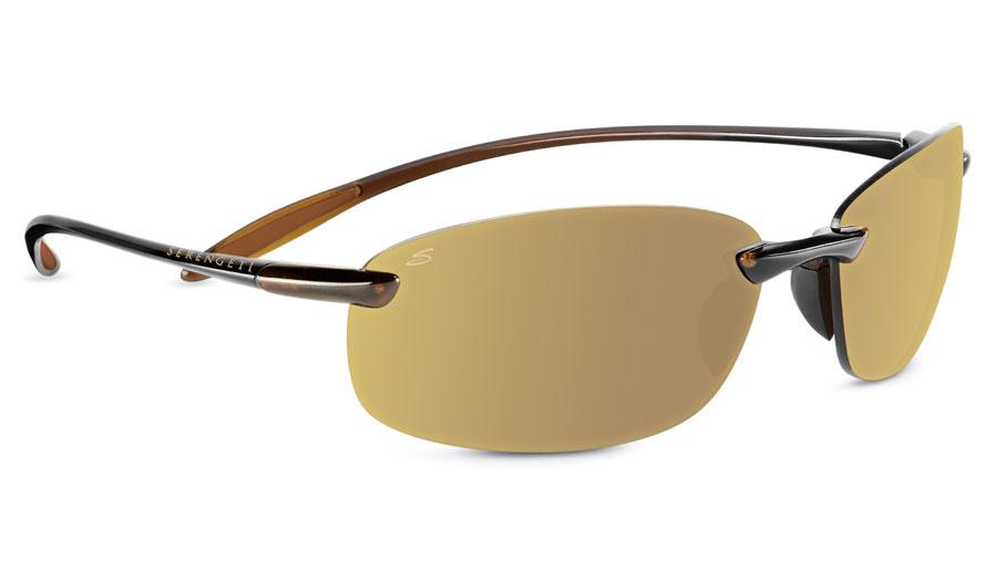 1c99cfab5b44 Serengeti Nuvino Prescription Sunglasses - Shiny Brown - RxSport