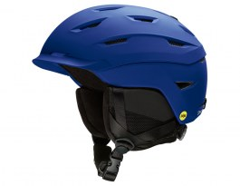 Smith Level MIPS Ski Helmet - Matte Klein Blue