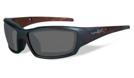 Wiley X Tide Prescription Sunglasses - Matte Hickory Brown