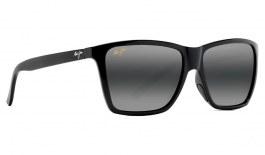 Maui Jim Cruzem Prescription Sunglasses - Gloss Black