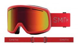 Smith Range Ski Goggles - Rise / Red Sol-X Mirror