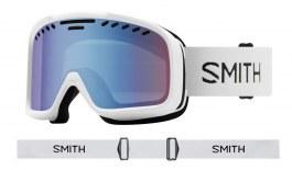 Smith Optics Project Ski Goggles - White / Blue Sensor Mirror