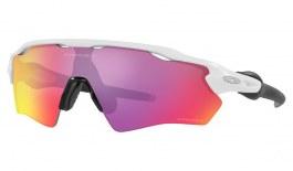 Oakley Radar EV XS Path Sunglasses - Matte White / Prizm Road
