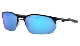 Oakley Wire Tap 2.0 Sunglasses - Satin Black / Prizm Sapphire