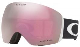 Oakley Flight Deck Ski Goggles - Matte Black / Prizm HI Pink Iridium