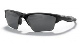 Oakley Half Jacket 2.0 XL Sunglasses - Matte Black / Prizm Black Polarised