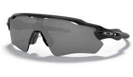 Oakley Radar EV Path Sunglasses - Polished Black / Prizm Black