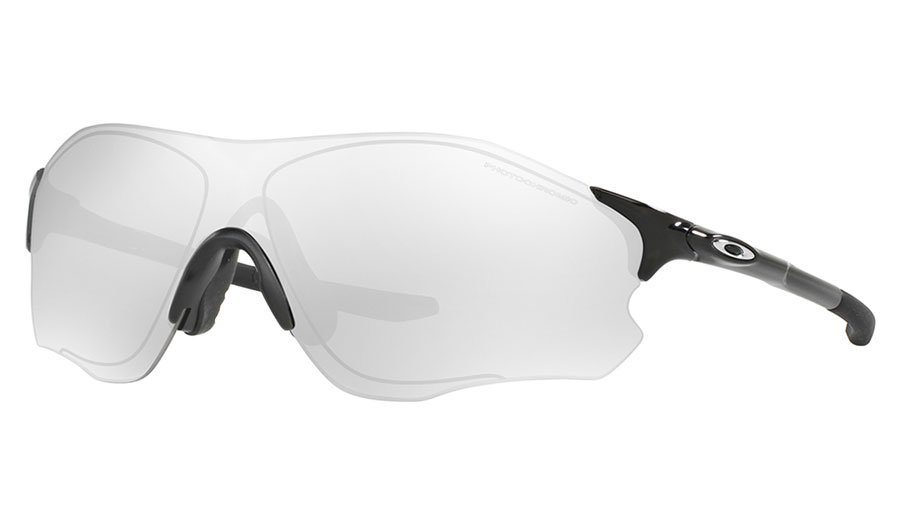 0e4978bb67 1. 2. 3. 4. PrevNext. Oakley EVZero Path Sunglasses - Polished Black   Clear  Black Iridium Photochromic