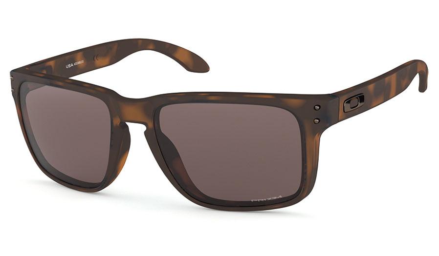 8b90c8ccf3b Oakley Holbrook XL Sunglasses - Matte Brown Tortoise   Prizm Black ...