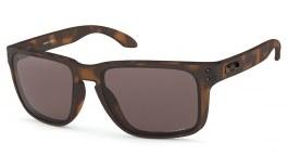 Oakley Holbrook XL Sunglasses - Matte Brown Tortoise / Prizm Black