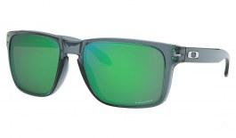 Oakley Holbrook XL Sunglasses - Crystal Black / Prizm Jade