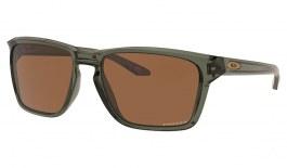 Oakley Sylas Sunglasses - Olive Ink / Prizm Tungsten