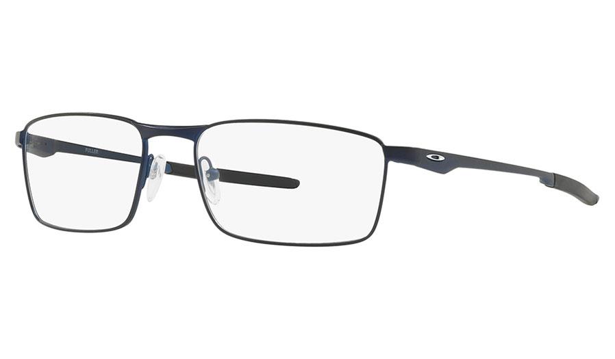 11495ff2b4 Oakley Fuller Prescription Glasses - Matte Midnight - Oakley Lenses ...