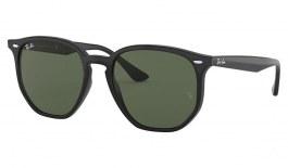 Ray-Ban RB4306 Sunglasses - Black / Green