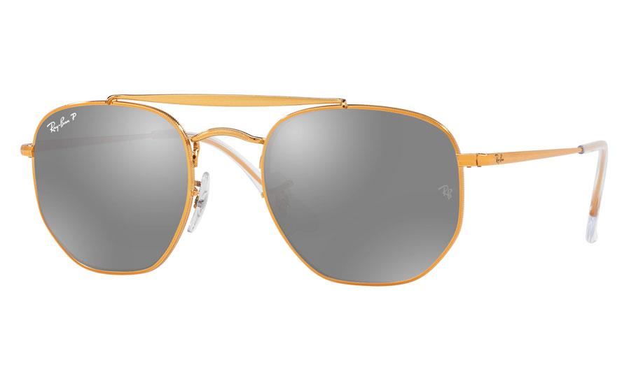Ray-Ban RB3648 Marshal Prescription Sunglasses - Bronze Copper - RxSport fef27668d28