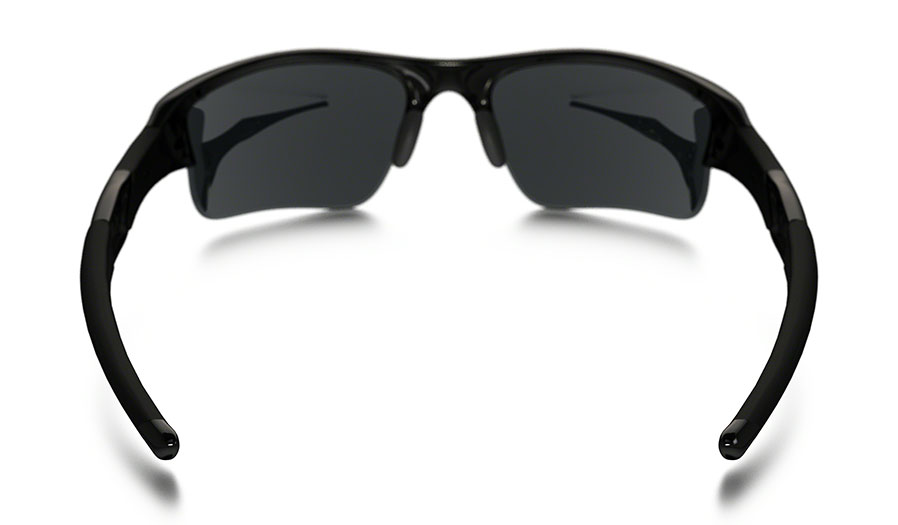 e34046cbc8d Oakley Flak Jacket XLJ Sunglasses - Jet Black   Black Iridium