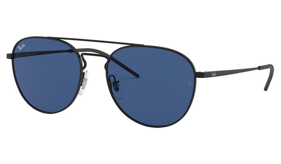 Ray-Ban RB3589 Sunglasses - Black / Blue