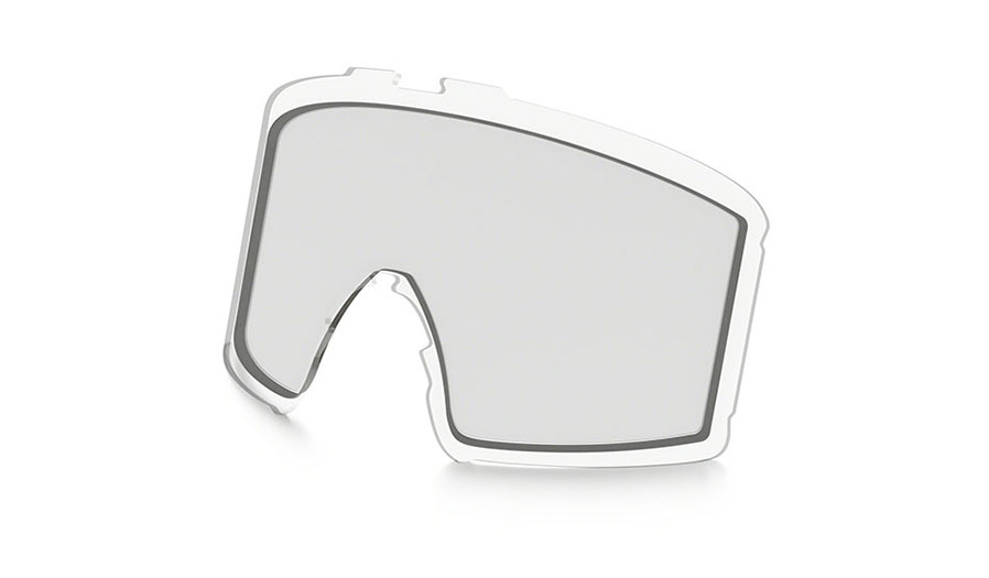 Oakley Line Miner Youth Ski Goggles Replacement Lens Kit - Clear