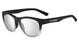 Tifosi Swank Sunglasses - Satin Onyx Fade / Smoke Fototec Photochromic