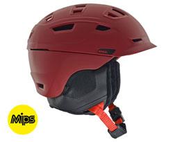 Anon Prime MIPS Ski Helmet - Red
