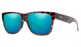 Smith Lowdown 2 Sunglasses - Tortoise / ChromaPop Opal Mirror Polarised