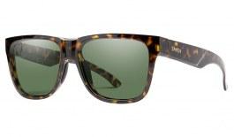 Smith Lowdown 2 Sunglasses - Vintage Tortoise / ChromaPop Grey Green Polarised