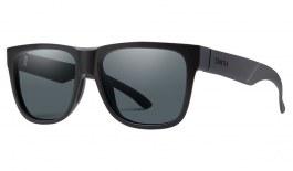 Smith Lowdown 2 CORE Sunglasses - Matte Black / Grey Polarised