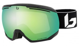 Bolle Northstar Ski Goggles - Matte Black Corp / Phantom Green Emerald Photochromic