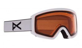 Anon Tracker 2.0 Ski Goggles - White / Amber