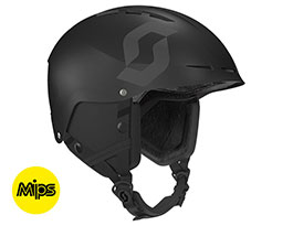 Scott Apic Plus MIPS Ski Helmet - Matte Black