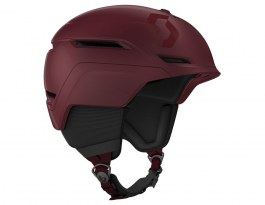 Scott Symbol 2 Plus MIPS Ski Helmet - Merlot Red