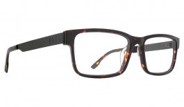 SPY Hale Glasses - Dart Tort & Matte Black - Essilor Lenses