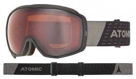 Atomic Count Ski Goggles - Black / Silver Flash
