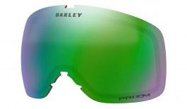 Oakley Flight Tracker XM Ski Goggles Replacement Lens Kit - Prizm Jade Iridium