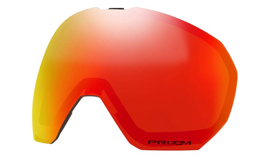 Oakley Flight Path XL Ski Goggles Replacement Lens Kit - Prizm Torch Iridium