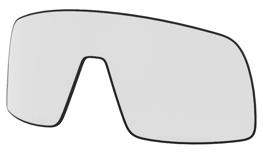Oakley Sutro Replacement Lens Kit - Clear