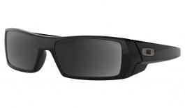 Oakley Gascan Prescription Sunglasses - Polished Black