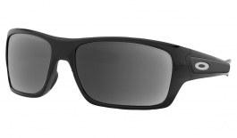 Oakley Turbine Prescription Sunglasses - Polished Black